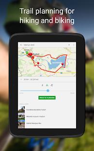 App Mapy.cz - Cycling & Hiking Maps APK for Windows Phone