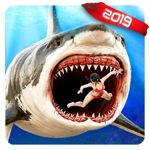 Angry Shark 3D Simulator Game For PC (Windows & MAC)
