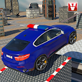 Game Police Car Roof Stunts APK for Kindle