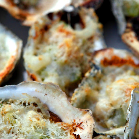 Oysters and Cheese are Actually a Match Made in Heaven... and Here's a Recipe to Prove It