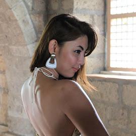 Filipina Model by Alvin Saint - People Fashion ( fashion, woman,  )