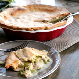 Seasonal Chicken Pot Pie