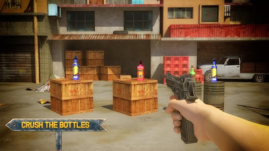 Bottle Shoot 3D Game Expert APK for Kindle Fire