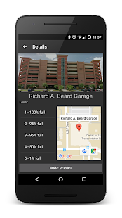 Parking Finder for USF - screenshot