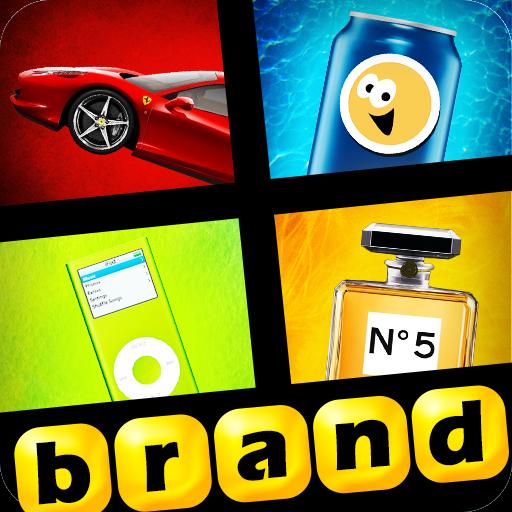 4 Pics 1 Brand (game)