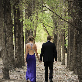Let's run away together  by Leani du Plessis - People Couples ( t )