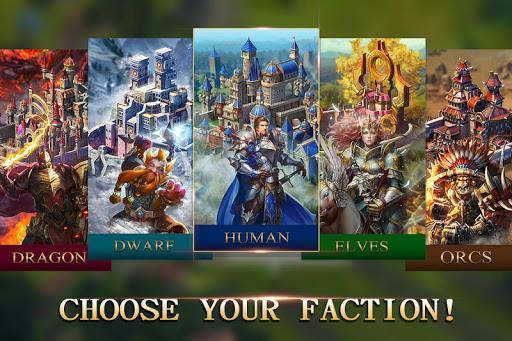 Kingdoms Mobile - Total Clash screenshot 1
