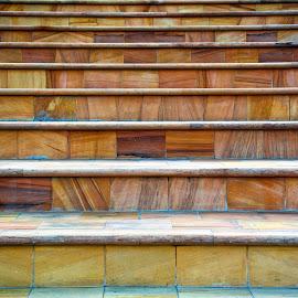 Stairway, Souk Madinat, Dubai by Goran Svetlečić - Buildings & Architecture Architectural Detail
