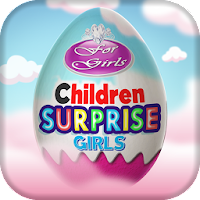 Surprise Eggs for Girls For PC Download / Windows 7.8.10 / MAC