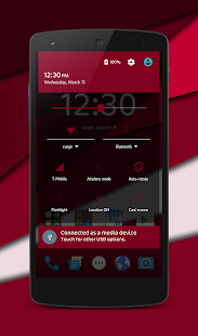 Cherrily CM13 CM12 Theme- screenshot thumbnail