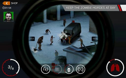 Hitman: Sniper - screenshot