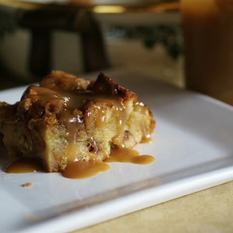 Cinnamon Brown Sugar Bread Pudding