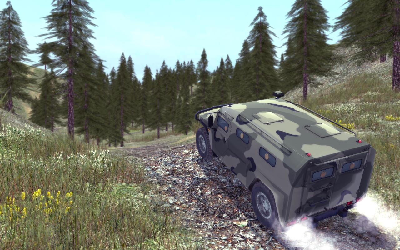 0x4 SUVs Russian 0 – Screenshot