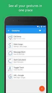 ClearView Gestures Screenshot