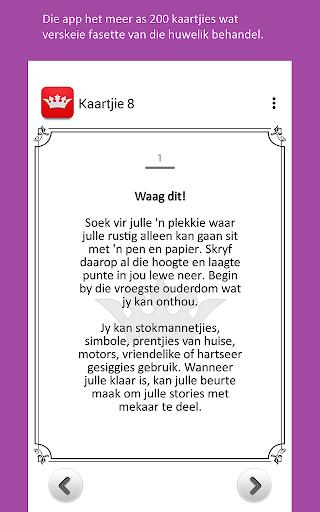 Dare2Share Afrikaans - screenshot