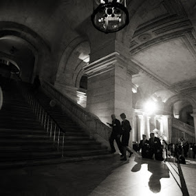 by Tanya Malott - Buildings & Architecture Other Interior ( new york public library )