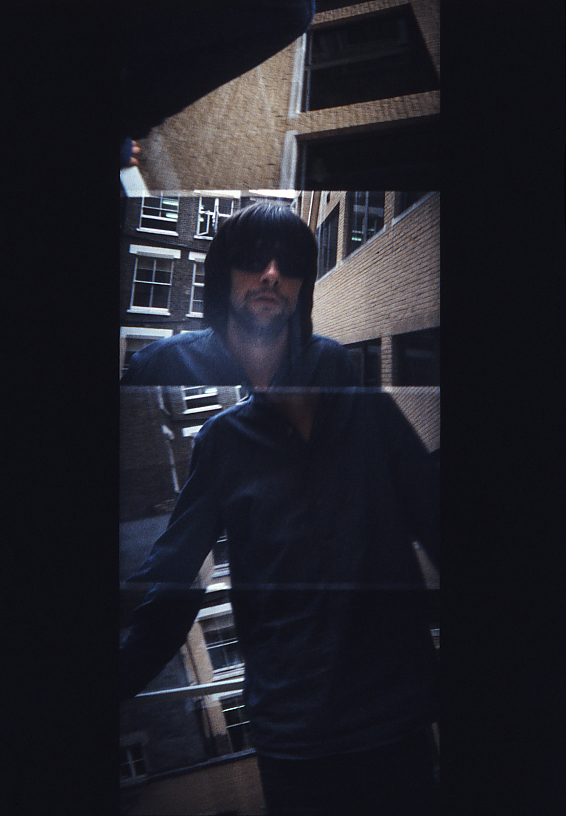 Bobby Gillespie (rockin'on magazine )