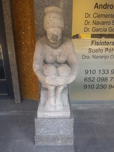 Estatuas Con Turbante