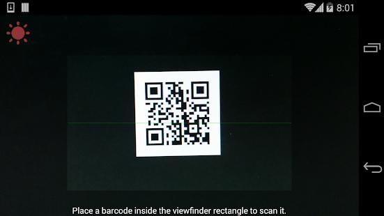 App Barcode Qr Code Scanner Free Apk For Windows Phone