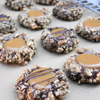 Nut Cookies With Candied Cherries Recipes