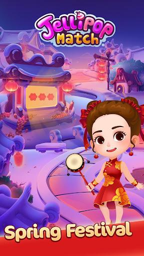 Jellipop Match screenshot 12