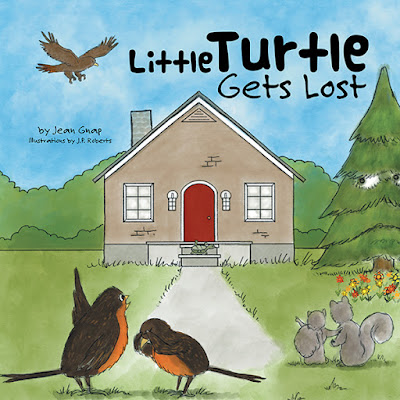 Little Turtle Gets Lost