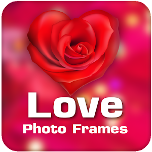 Valentine Day Frame-Love Frame
