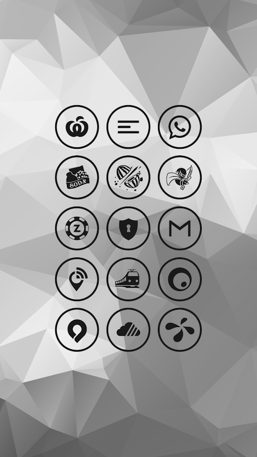 Nimbbi - Icon Pack Screenshot 5