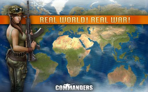 Commanders screenshot 9