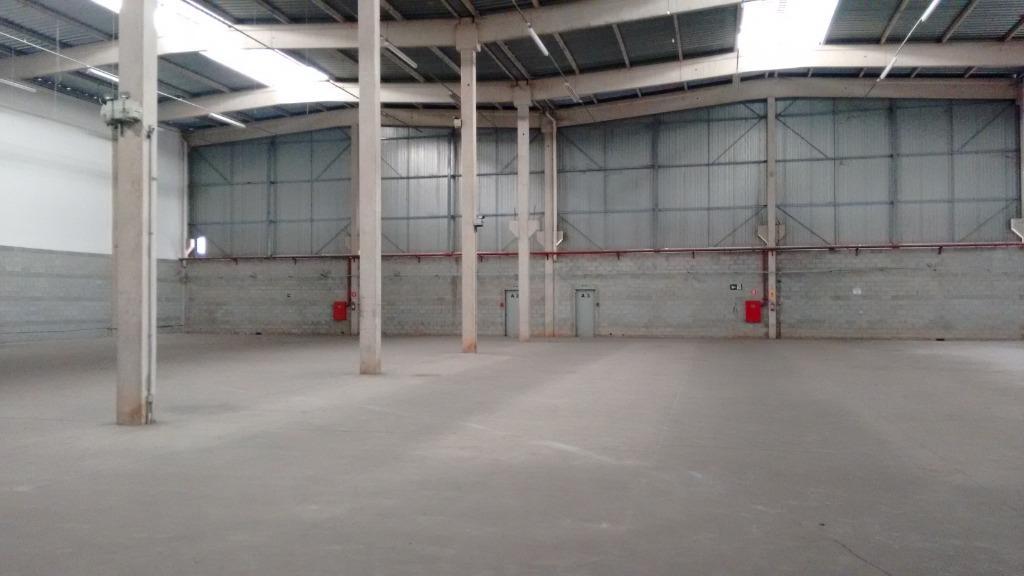 Barueri - Condomínio Logístico Barueri 1.298,64m²  03 Vagas Privativas  03 Vagas no Bolsão para Venda.