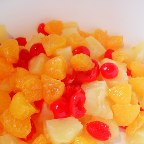 Mom's Best Marshmallow & Coconut Fruit Salad