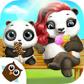 16.  Panda Lu Baby Bear World - New Pet Care Adventure