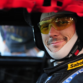 Race ready by Daniel Erstad - News & Events Sports ( rally, in car, stock racing, norway )