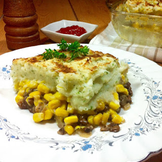 Meatless Shepherds Pie