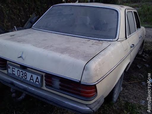 продам запчасти на авто Mercedes 200 200 (W123) фото 3