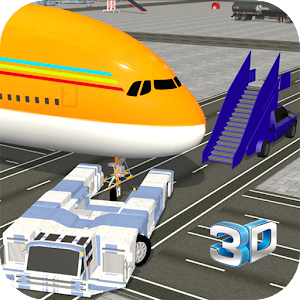 Airport Ground Flight Crew:Airport Ground staff 3D For PC / Windows 7/8/10 / Mac – Free Download