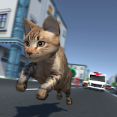 Free Download Kitty Cat Rush 3D Game APK for Samsung