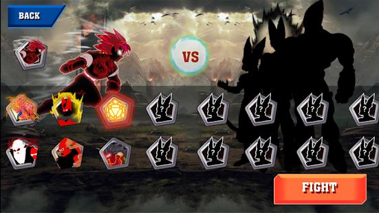 Game Devil Fighter Dragon X apk for kindle fire