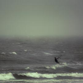 bognor regis by Ivanas Vlasas - Landscapes Weather ( bad weather, sea )