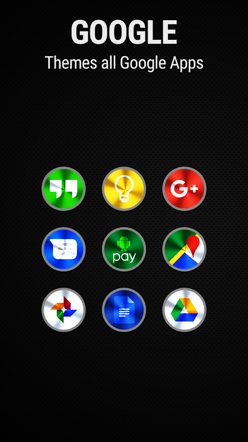 Vivid 2 Icon Pack Screenshot 1
