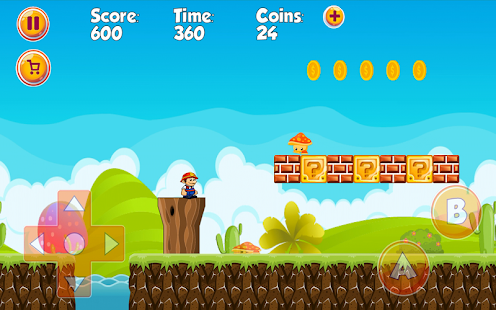 Download Amazing World of Mario APK to PC