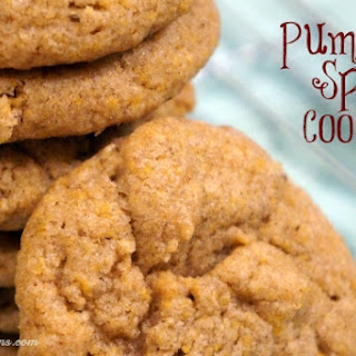 Pumpkin Spice Cookies Sugar Free Recipes