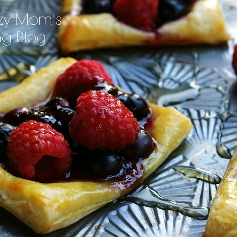 4th of July Tartlets