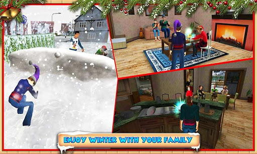 Virtual Happy Family 2018 For PC