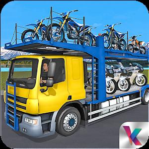 Bike Transport Truck Driver For PC (Windows & MAC)