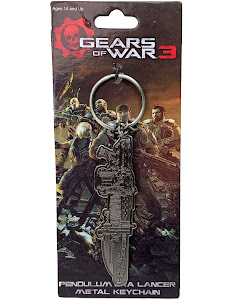 "Брелок ""Gears of War 3"" Pendulum Year Lancer"