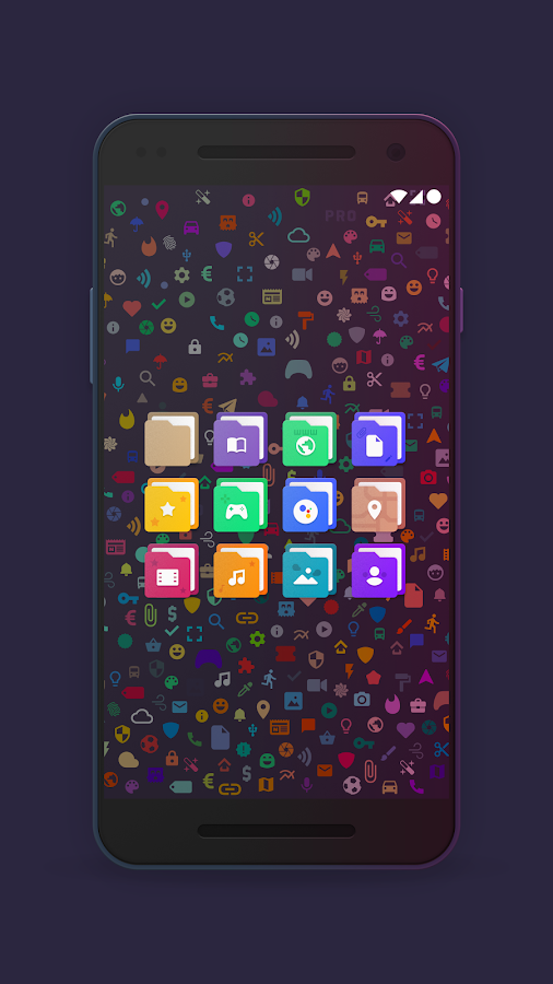 Noizy Icons Screenshot 1