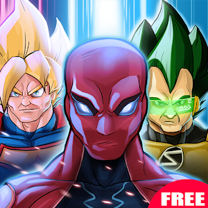 Game SuperHeroes Vs Villains 3 - Fight with powers APK for Windows Phone