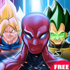 Game Superheroes 3 Fighting Games APK for Windows Phone