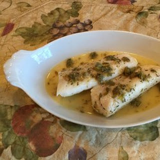 Black Butter Caper Sauce Recipes
